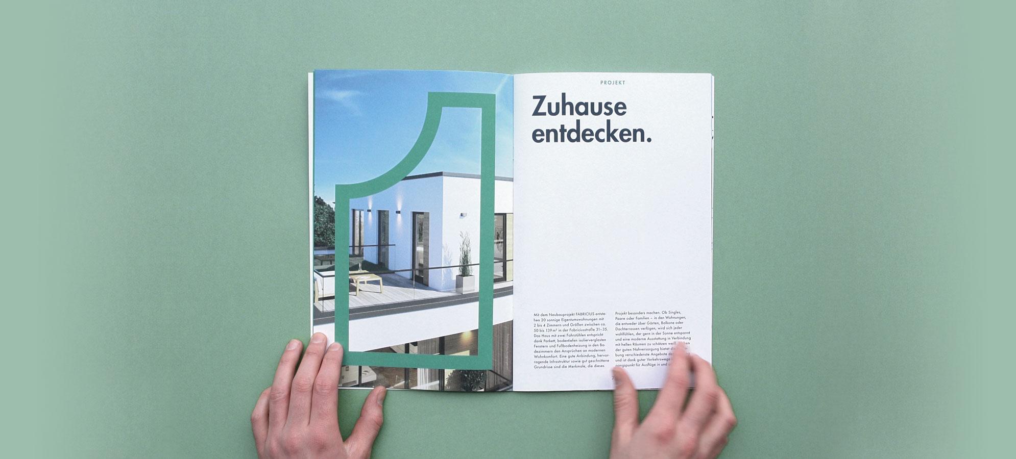 Fabricius – Jan Ploch – Büro für Grafikdesign